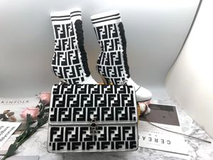Super Cute Fendi Boots😍 and matching purse for women!👢✨ for Sale in Washington, DC
