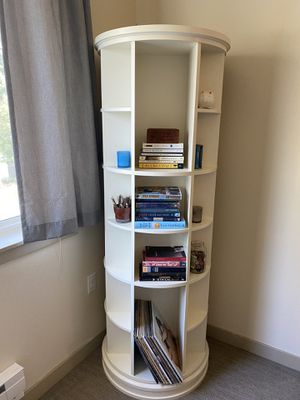 Rotating book shelf for Sale in Seattle, WA