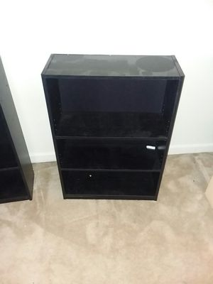 Small black shelf for Sale in Columbus, OH