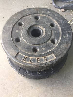 5 lbs Weights for Sale in Phoenix, AZ