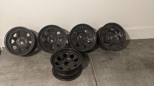 "17"" steel wheels for Sale in Las Vegas, NV"