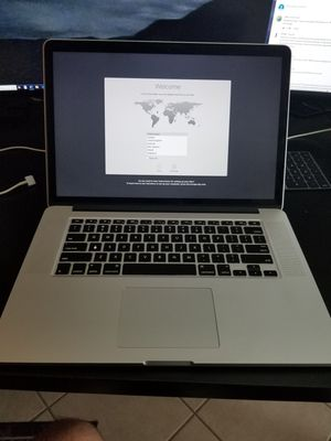 Apple Macbook Pro 15 Inch for Sale in Los Angeles, CA