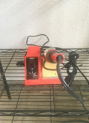 Weller 300w soldering iron new for Sale in Tulare, CA