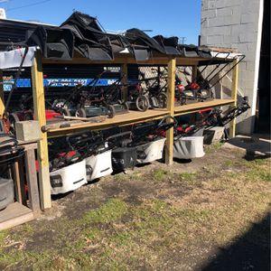 Lawn Mowers ; Varies brands, Toro, Craftsman, Husqvarna, Snapper for Sale in Norfolk, VA