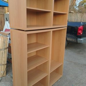 2 Shelf Cabinets for Sale in Houston, TX