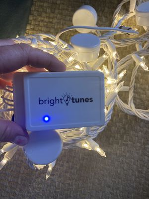 Bright tunes blue tooth light set for Sale in Joint Base Lewis-McChord, WA