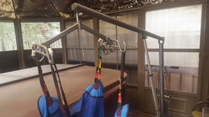 Electric lift for handicapped access to hot tub or pool for Sale in Spring, TX