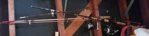 Fishing rods for Sale in Grove City, OH