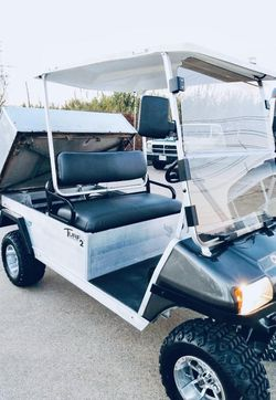 2009 CARRY ALL 2 TURF GOLF CARS UTILITY for Sale in Fort Worth,  TX