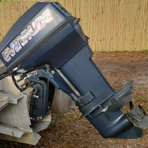 48 HP Evinrude Outboard Motor for Sale in Winter Haven, FL