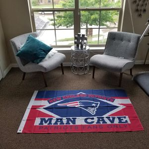New England Patriots Man Cave Members Onky New Flag Banner 3x5 Ft F7 for Sale in Waxahachie, TX