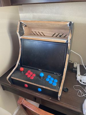 Bartop retro arcade 5000+ games for Sale in Temecula, CA