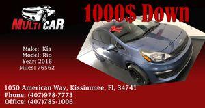 KIA RIO LX 2016 for Sale in Kissimmee, FL