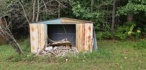 12x35 mobile home frame-shed-scrap for Sale in Concord, VA