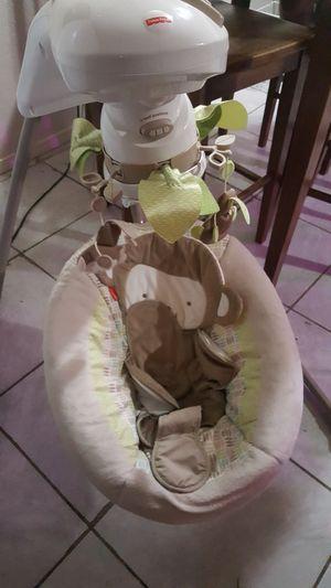Fisherprice baby swing for Sale in Oklahoma City, OK