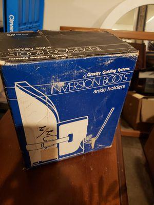 Inversion Boots for Sale in Renton, WA