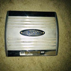 Boss 3500 Watts Amplifier for Sale in Splendora, TX