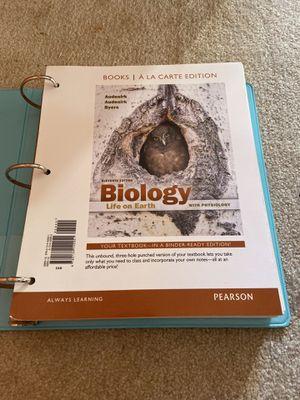 Biology textbook for Sale in Oak Lawn, IL