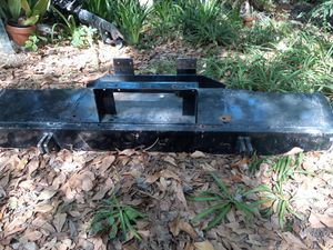 Jeep winch bumper for Sale in Lakeland, FL