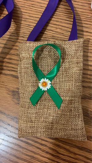 Little bags for good luck with beans inside. Good for x- mas and new year for Sale in Miami, FL