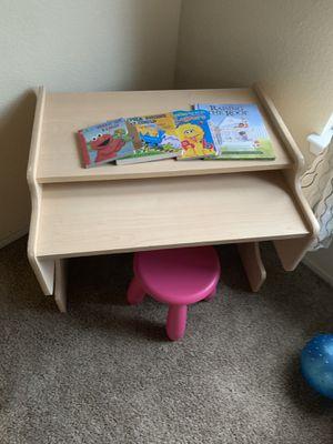 Kids wooden desk for Sale in Menlo Park, CA