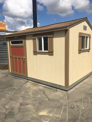 Premier 10 x 12 Tuff Shed for Sale in Clovis, CA