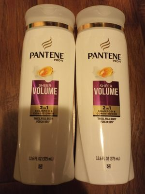 Pantene shampoo and conditioner for Sale in Victorville, CA