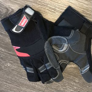 Warn Synthetic Leather Winch Gloves for Sale in Barrington, IL