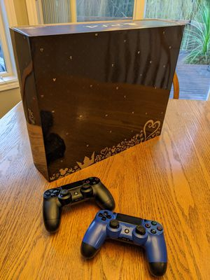 Kingdom Hearts Limited Edition PlayStation 4 for Sale in Canby, OR
