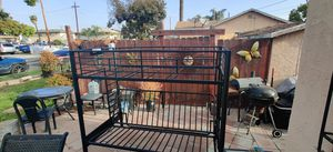 Bunk bed with sofa futton that converts to a bed for Sale in South Gate, CA