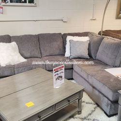 NEW, U SHAPPED SECTIONAL, LAF Corner Chaise, ALLOY COLOR. for Sale in Santa Ana,  CA