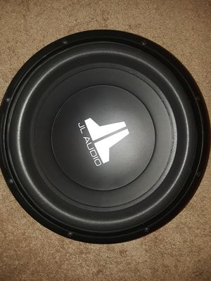 JL audio 15 inch speaker for Sale in District Heights, MD