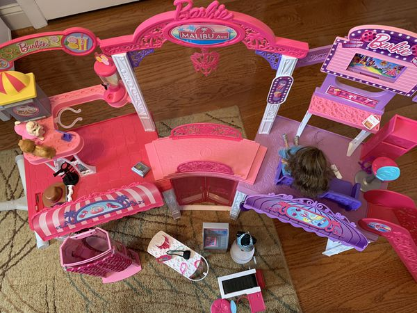Barbie Mall