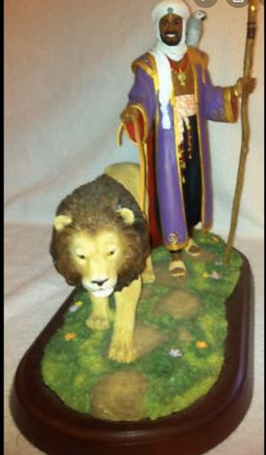 """Thomas Blackshears Ebony visions collection """"the African king"""" for Sale in Tampa, FL"""