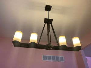 Kitchen island chandelier for Sale in Lancaster, PA