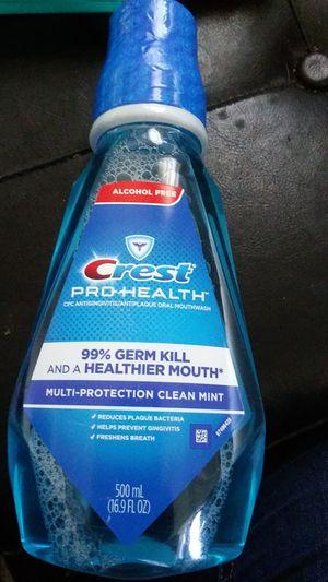Crest Pro Health mouthwash for Sale in San Diego, CA