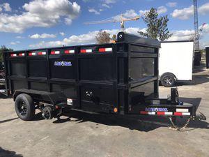 Dump trailer | 83x14 for Sale in Davie, FL