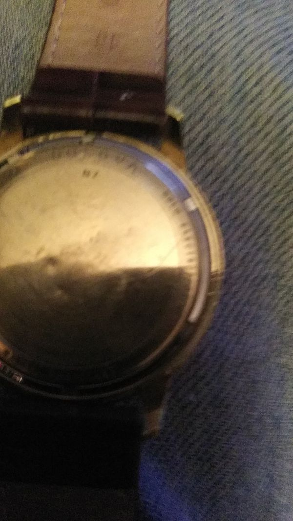 Bulova. Accutron wrist watch.. NIT EDITION. I've searched everywhere can't find another anywhere. Thus the high price