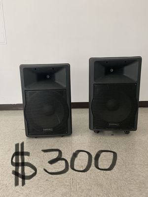 speakers not amplifier for Sale in The Bronx, NY