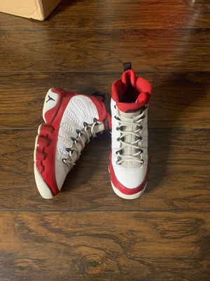 """Size 5 AIR JORDAN RETRO 9 """"GYM RED"""" for Sale in Wauwatosa, WI"""