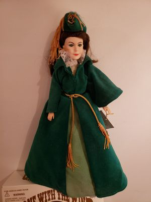 Scarlett O'Hara barbie doll for Sale in Toms River, NJ