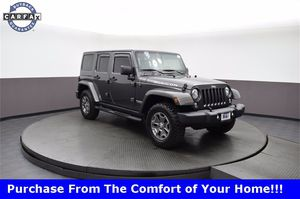 2017 Jeep Wrangler Unlimited for Sale in Highland Park, IL