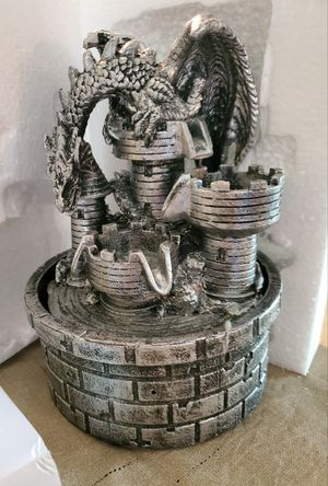 Dragon Castle LED Fountain Brand new for Sale in Grove City, OH
