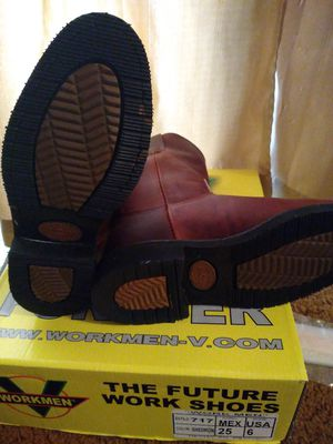 Brand New Work Boots for Sale in Reedley, CA