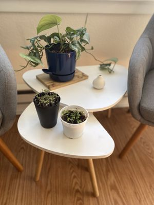 White and Bamboo Coffee Tables for Sale in San Francisco, CA