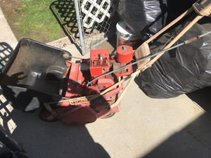 Mc Clane front throw lawn mower for Sale in Hacienda Heights, CA