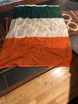 Large 4x6 Ireland Nylon Flag for Sale in Suffolk, VA
