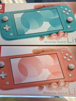 Nintendo Switch Lite for Sale in Las Vegas,  NV
