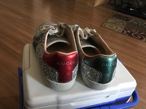 Gucci Bling Tennis shoe for Sale in Los Angeles, CA