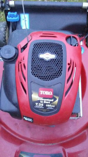 Toro lawn mower for Sale in Fort Belvoir, VA